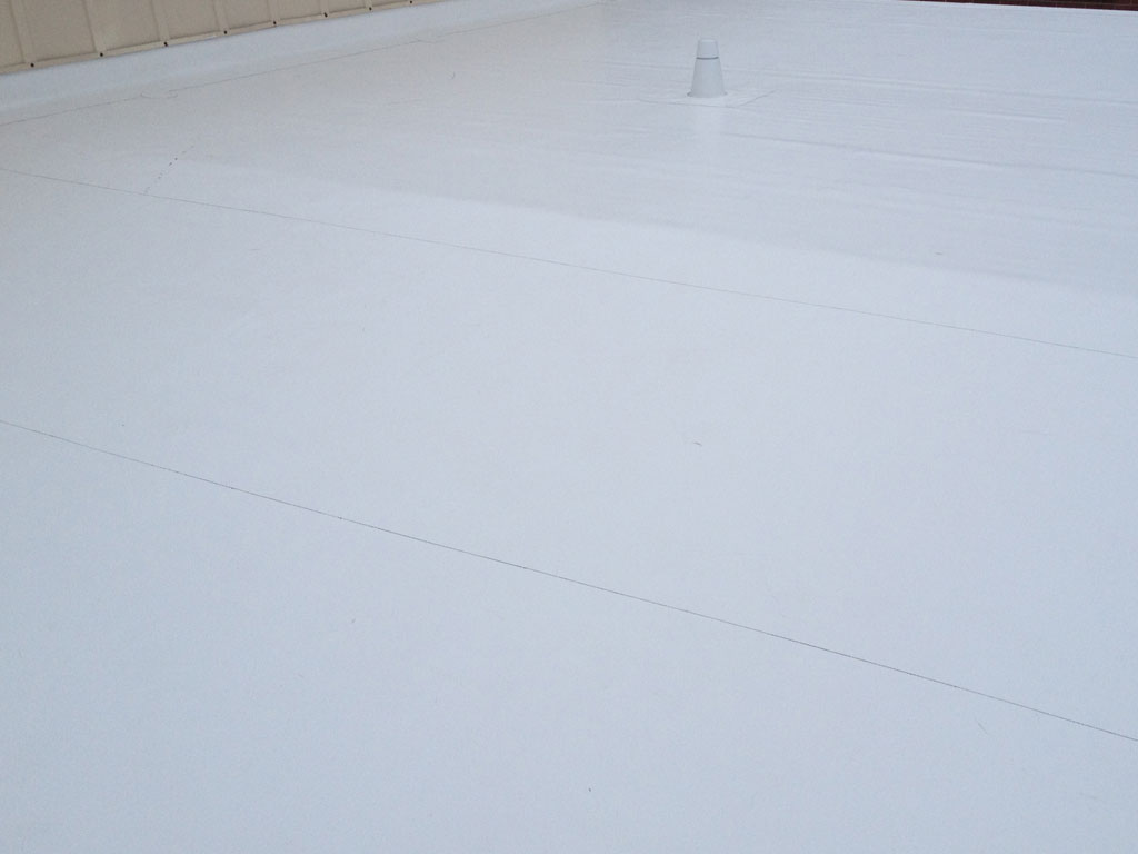 flat-roof-lincoln-city-job